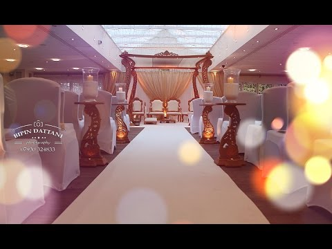 Rivaaj Weddings Mandap at Orsett Hall in Essex
