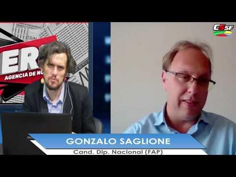 Gonzalo Saglione: