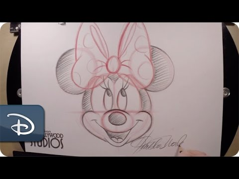 how to draw disney characters youtube