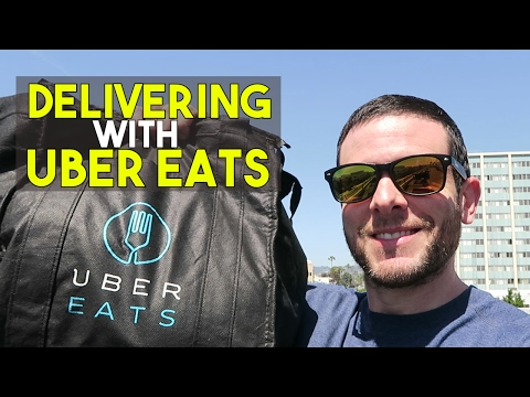 UberEATS: How Much Money I Earned Delivering Food For Uber 🍴🍩🍕
