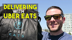 UberEATS: How Much Money I Earned Delivering Food For Uber ???