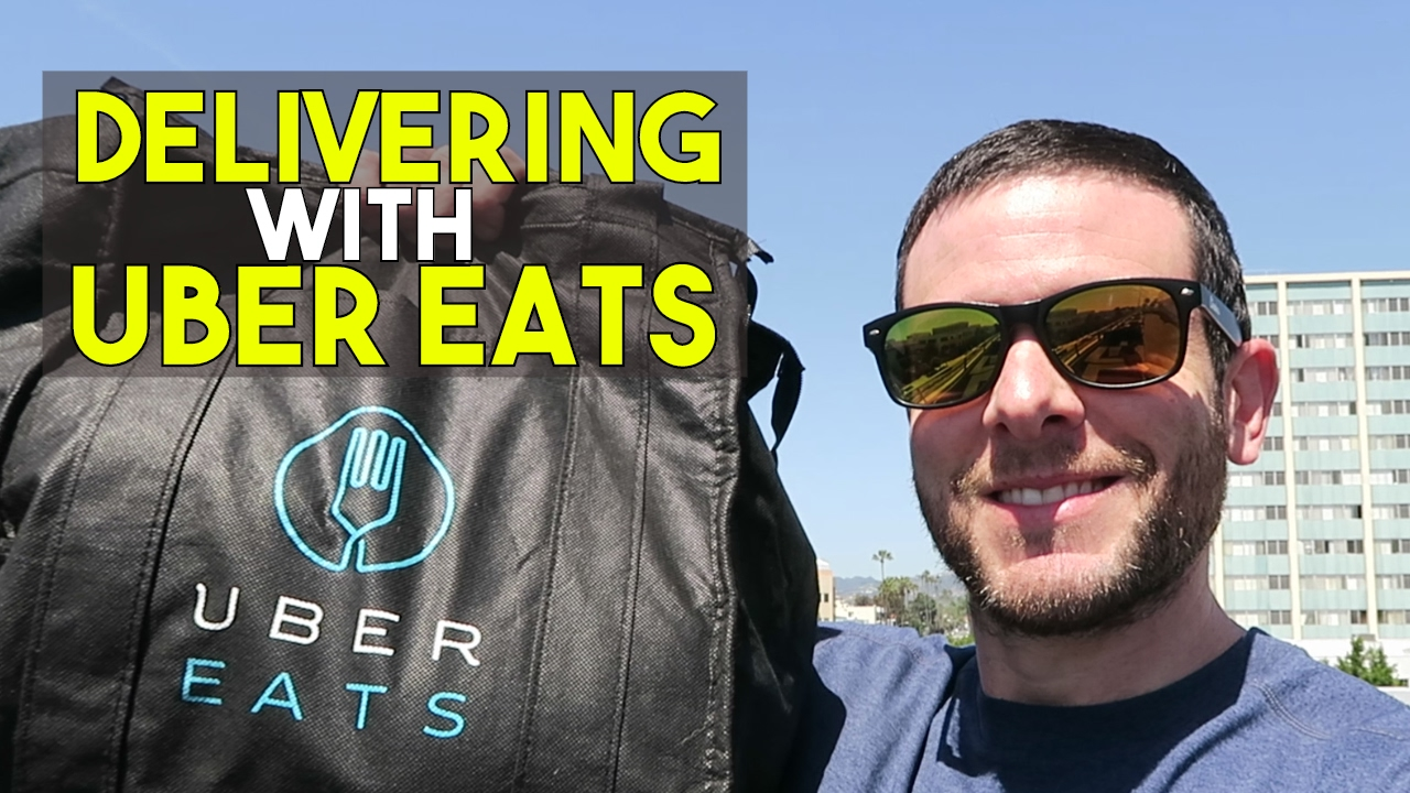 UberEATS: How Much Money I Earned Delivering Food For Uber ????????????
