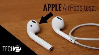 Meglepett minket az Apple! | Apple AirPods teszt