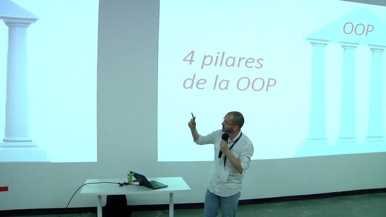 Image from Los cuatro pilares de la programacion orientada a objetos - Nicolas tautiva
