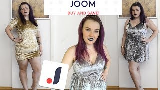 My First Ever Joom Haul | Plus Size Try-On