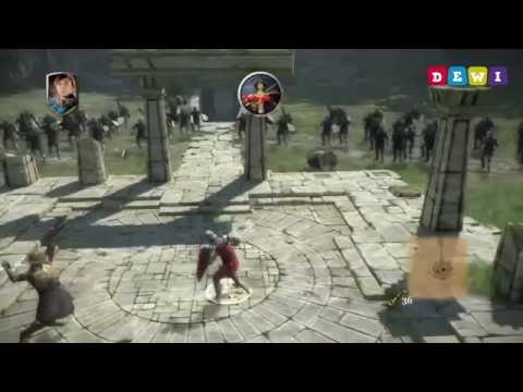 PC Game Narnia Prince Caspian - Defeat The Centries