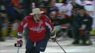 Ovechkin Shootout 2009 NHL All-Star Skills Competition (WATCH IN HD)
