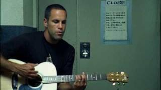 Jack Johnson Live In Japan - Backstage Pancakes