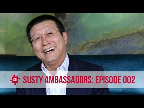 Engaging Executives and Mentoring Young Professionals - Dr Lu Jianzhong | Brunswick Group