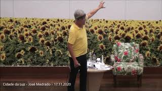 O que você pensa sobre a felicidade - José Medrado - 17.11.2020