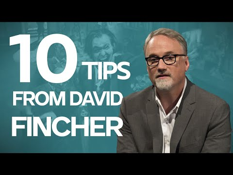 Interview with director David Fincher (Se7en) / guide