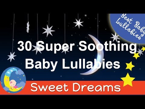 LULLABIES SONGS TO PUT A BABY TO SLEEP Bedtime Lullabies  Music Babies to Go To Sleep No Lyrics