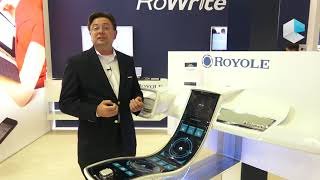 Royole full flexible OLED for wearables, bendable smartphones and scrollable tablets