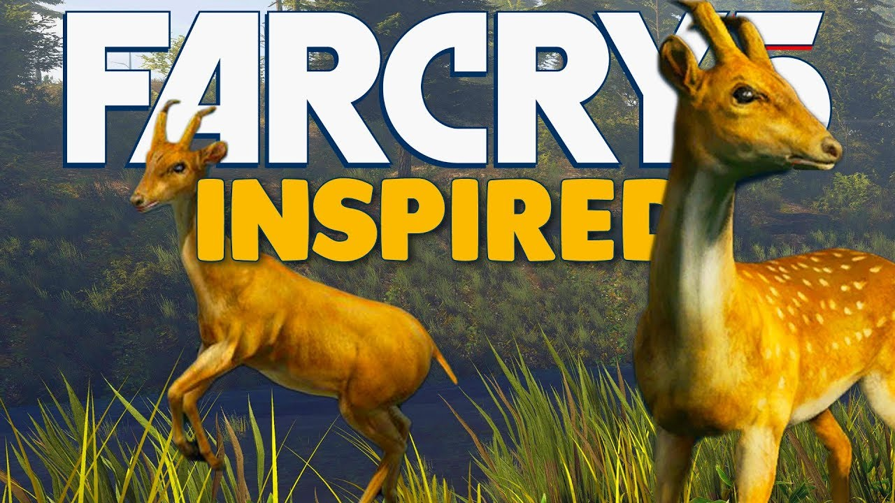 Far Cry 5 Hunting Ghost Recon Wildlands Youtube Loop Kartini Sony Playstation 4 Tom Clancys