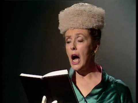 Joyce Grenfell - Lady in Church