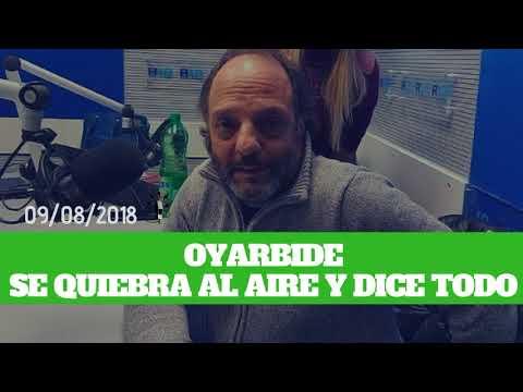 Baby Etchecopar - Oyarbide Se Quiebra Al Aire Y Dice Todo
