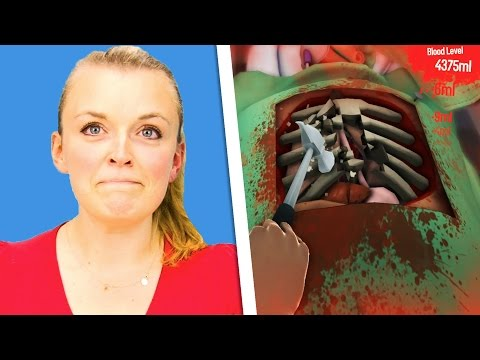Download Youtube: Surgeons Play Surgeon Simulator