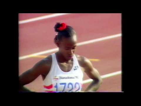 3769 Olympic Track & Field 1992 Heptathlon 100m Hurdles