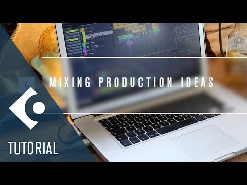 How to Mix Your Track | Make Music with Cubase Elements