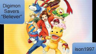 Digimon Savers Believer Español Latino