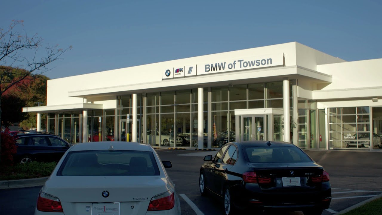 Bmw Of Towson >> Experience Excellence At Bmw Of Towson