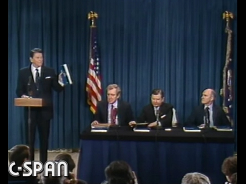 Iran-Contra Tower Report Release: 30th Anniversary PREVIEW