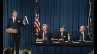 Repeat youtube video Iran-Contra Tower Report Release: 30th Anniversary PREVIEW