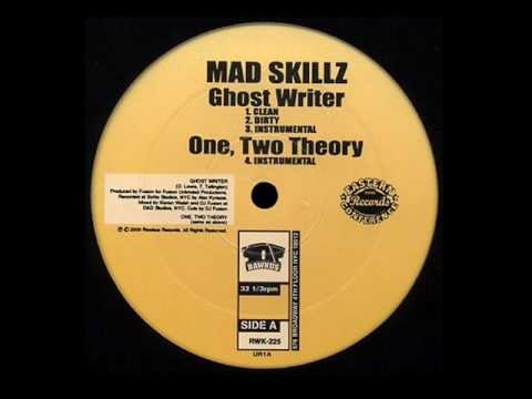 Mad Skillz - Ghostwriter