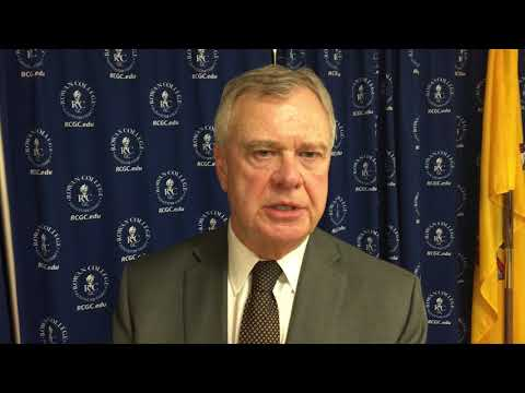 Rowan College at Gloucester County President Frederick Keating discusses 2019 budget