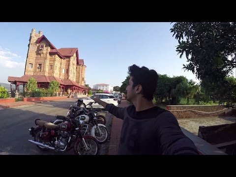 Delhi To Jammu on a Triumph Tiger