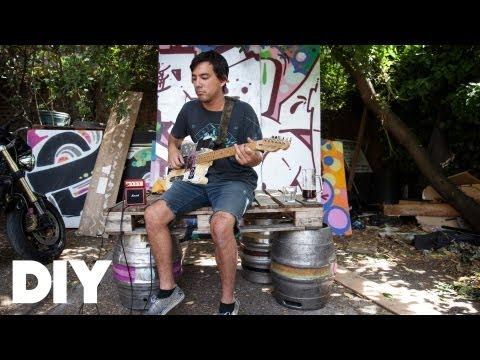 FIDLAR - Birthday Song [Ween cover] (DIY Session)