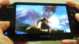 PS Vita - God of War 2 Gameplay