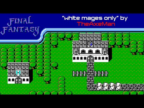 Our Best TASBot Commentary Yet: Final Fantasy All White Mages No Resets At RPG Limit Break 2019