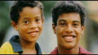 Ronaldinho sólo quería ser como su hermano mayor