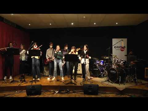 Come Together (cover) - CAMPUS ROCK MANACOR 2021
