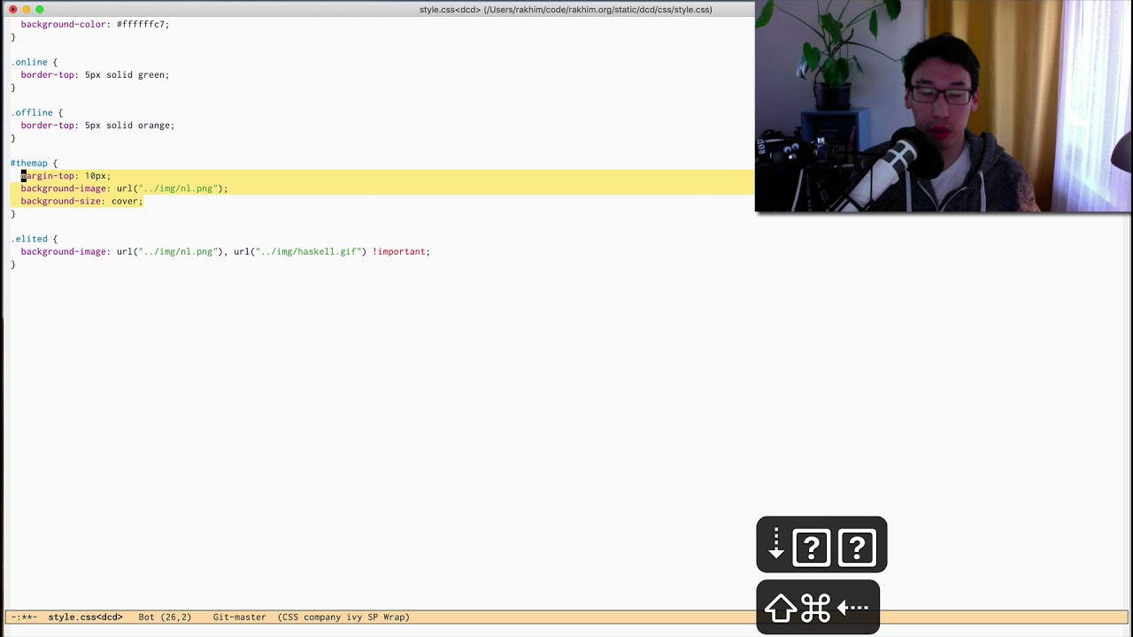 My Emacs Workflow: projects, navigation, editing