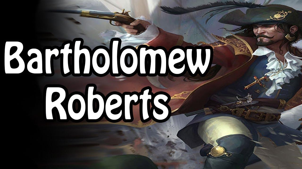 Bartholomew 'Black Bart' Roberts: The Last True Pirate (Pirate History Explained)