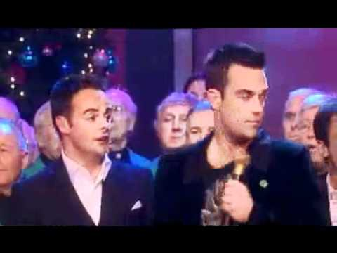 Robbie Williams: I'm Dreaming Of A White Christmas