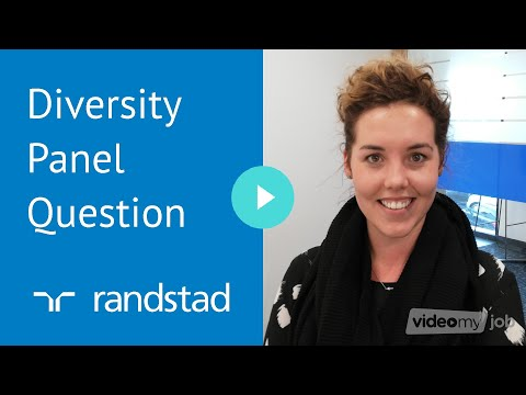 Diversity Panel Question