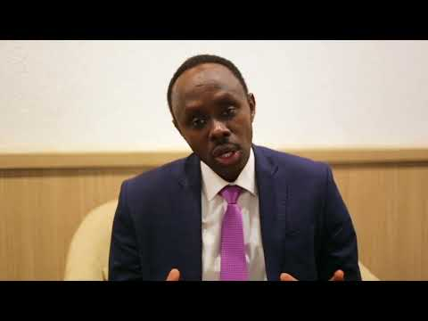 Andrews Kananga at Access to Justice Continental Conference co-organized by IDLO - Kigali, Aug 2017
