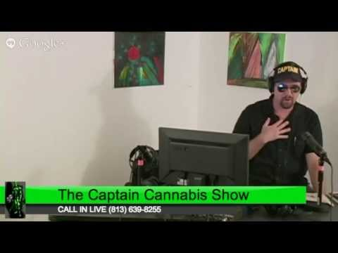 Captain Cannabis Show - Week 6 - Medical Marijuana how to get weed into your system.