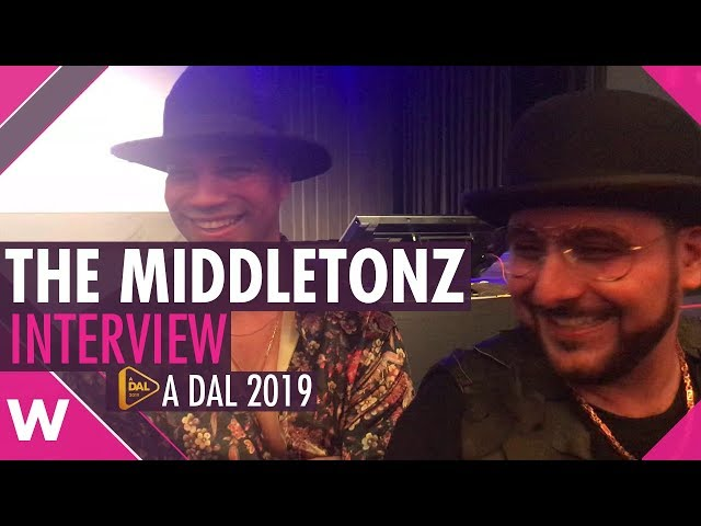 The Middletonz (A Dal 2019) Interview | wiwibloggs
