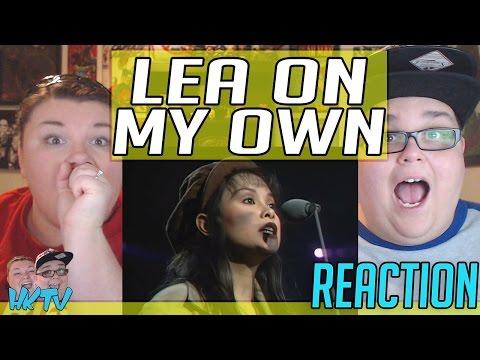 Lea Salonga - On My Own (Les Misérables) REACTION!! 🔥