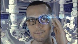 АСМР Sci-Fi Ролевая Игра: ЛОР Осмотр Кап...