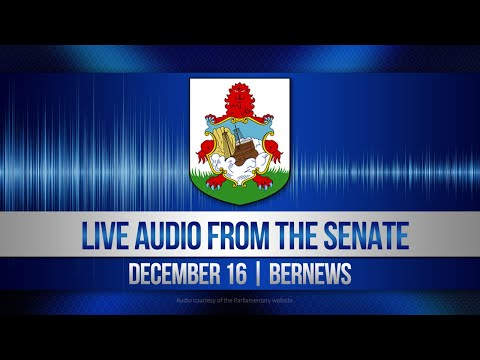 December 16 | Audio Of Morning In The Senate | 2019