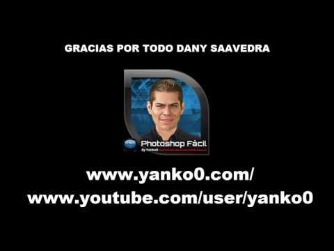"Descanse en paz Dany Saaveedra ""Photoshop Fácil"" @yanko0"