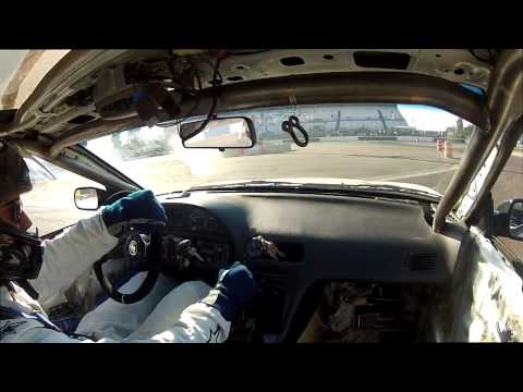 Chris Greenfield @ InMotion Drift event Sept 29/2012