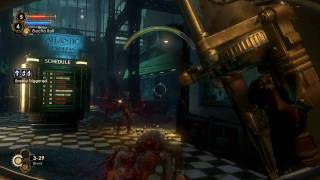 Bioshock 2 Playthrough Part 5 - You keep running, you keep on running