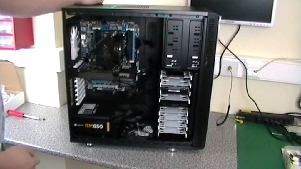 Server Case UK - Review of High End CAD Workstation Build - YouTube