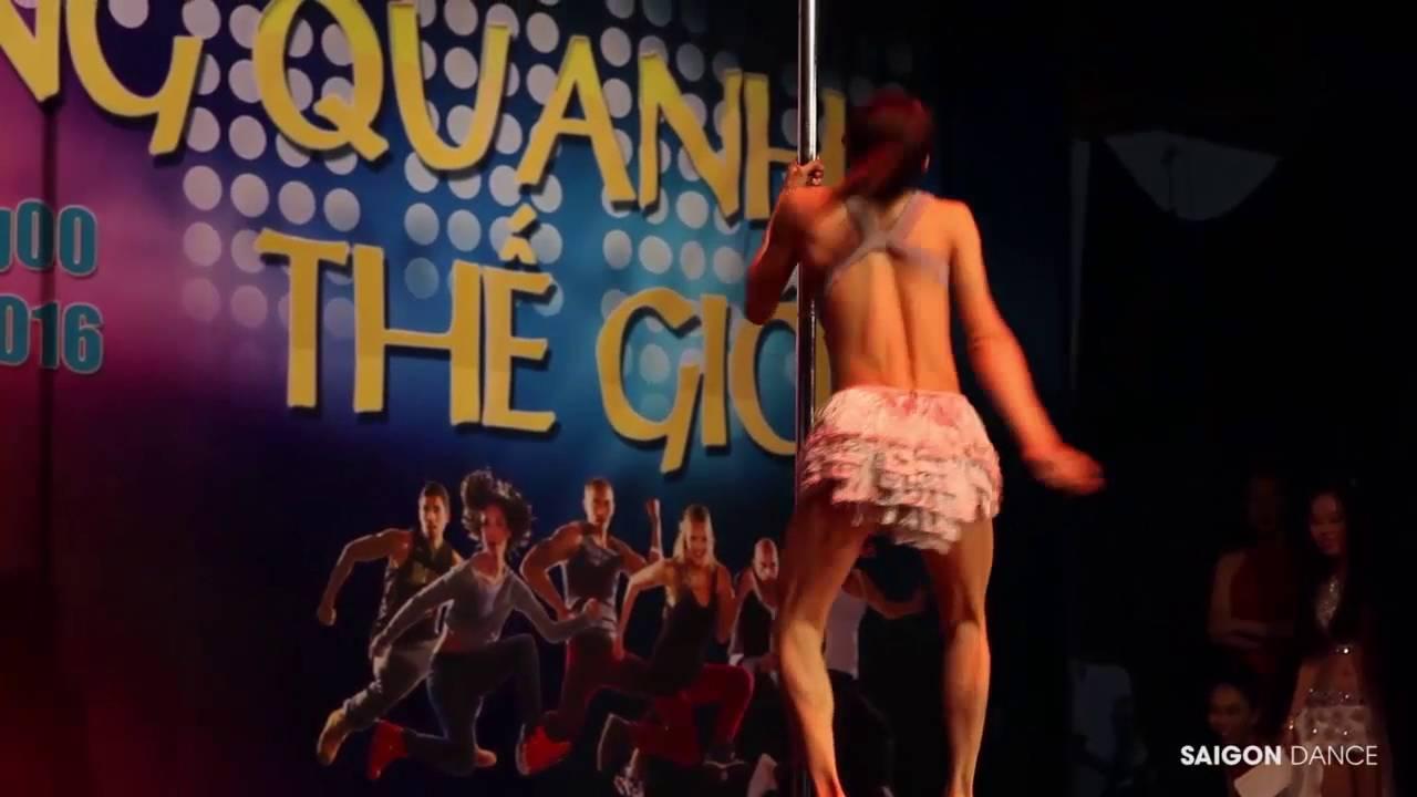 Trung tâm đào tạo pole dance bảo đảm ở Hồ Chí Minh cover image